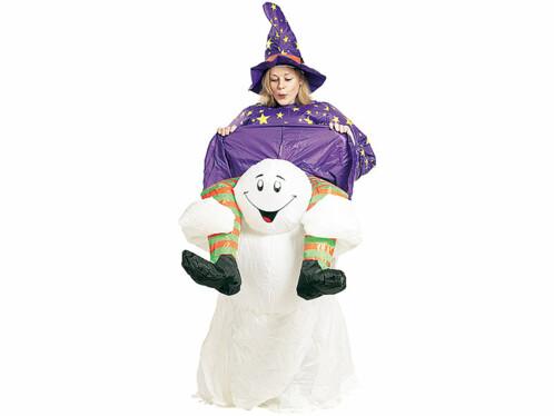 Costume gonflable ''Fantôme''