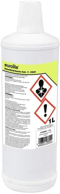 Liquide à fumée professionnel pour machine à fumée 1 L