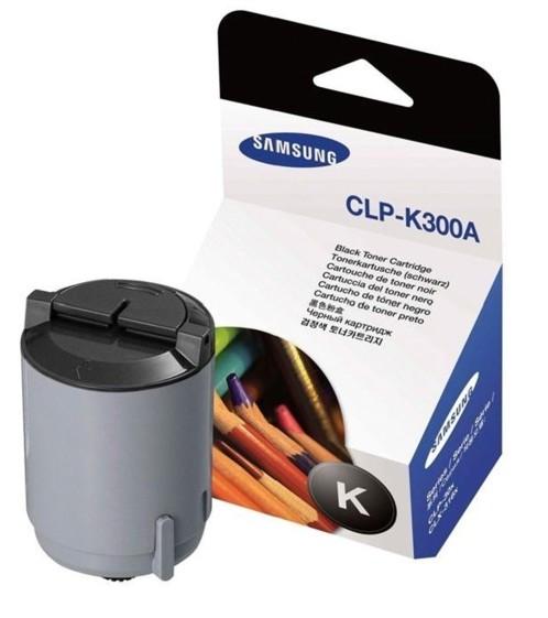 Cartouche originale Samsung ''Clpk300A'' noir