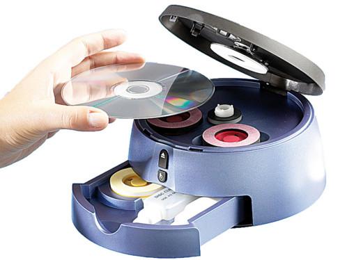 Réparateur de CD/DVD/Blu-Ray automatique