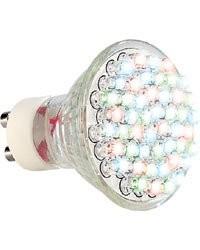 achat ampoule 48 led gu10 multicolore pas cher. Black Bedroom Furniture Sets. Home Design Ideas