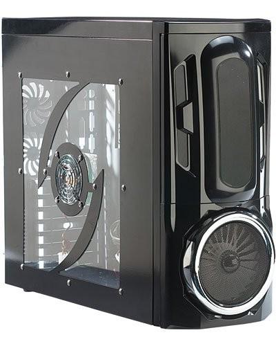 Boîtier PC Turbine ATX