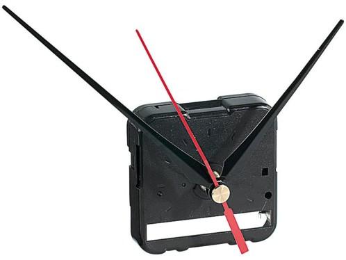 Mecanisme D Horloge Silencieux 3 Sets D Aiguilles Sans Cadran Pearl Fr