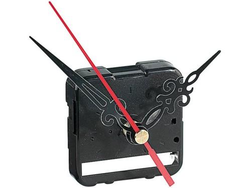 Neuf Radio Télécommandé Tic-Tac Quartz Mouvement D/'Horloge Mécanisme 130mm