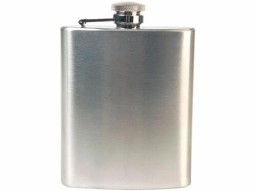 Flasque en acier maxi