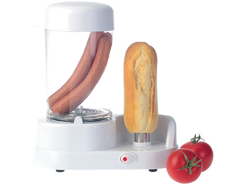 Machine à hot-dog 350 W