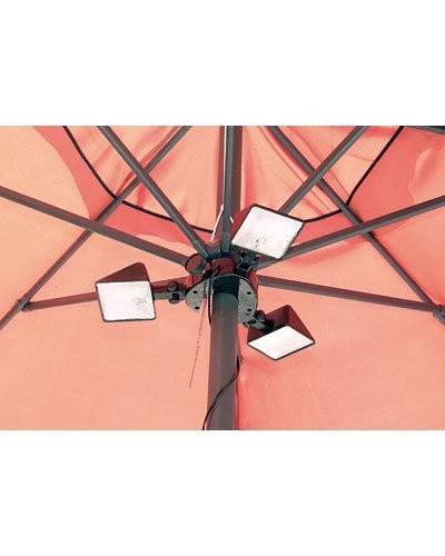 prix lampe halogene pour parasol. Black Bedroom Furniture Sets. Home Design Ideas