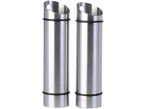 2 évaporateurs d'eau en acier