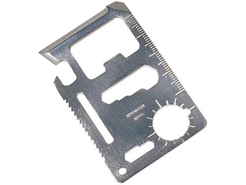 Outil format carte de crédit 13 en 1