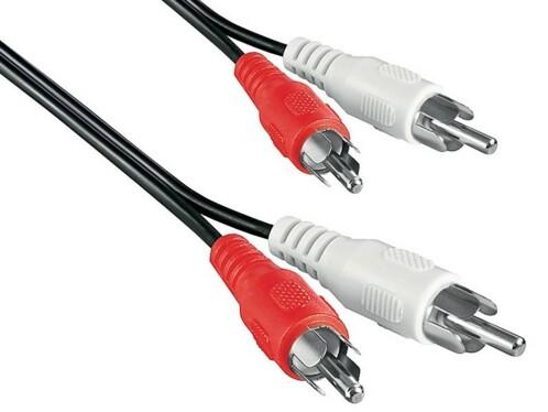 Câble audio cinch - 5m