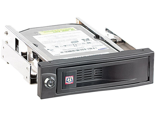 Rack mobile pour HDD SATA 3,5''