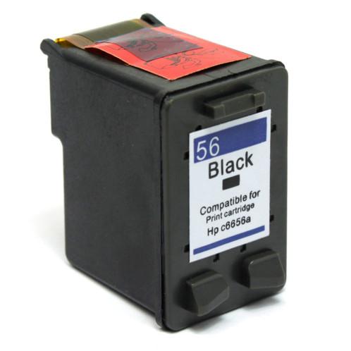 Cartouche compatible HP N°56 noir