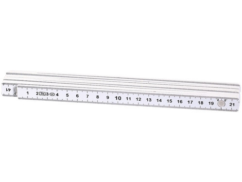 Mètre standard - 2 M