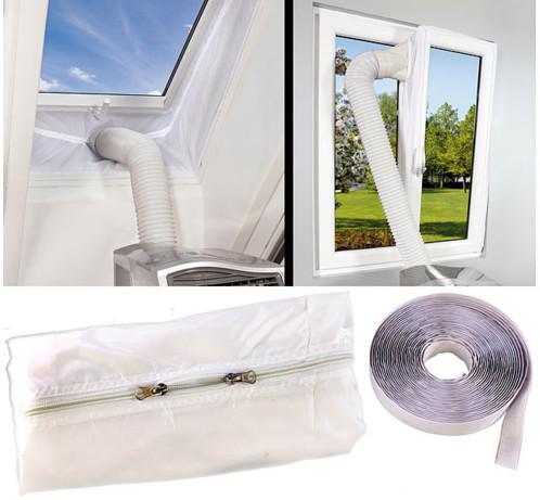 Bâche isolante pour fenêtre