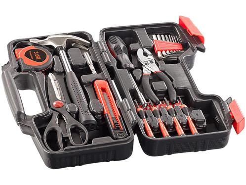 Valise à outils - 39 pièces