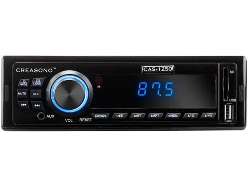 Autoradio MP3 USB / SD 4 x 25 W ''CAS-1250''