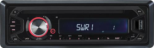 Autoradio MP3 USB/SD ''Cas-2250'' (reconditionné)