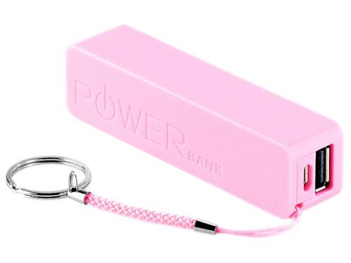 Batterie de poche 2200mAh - Rose