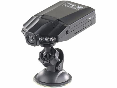 Caméra embarquée ''MDV-2250.IR'' avec écran intégré