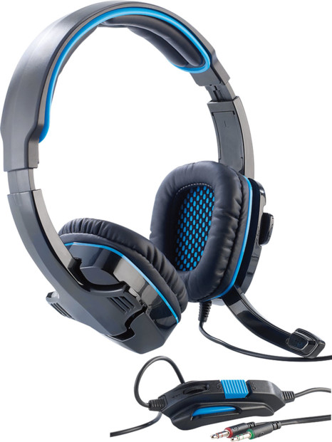 casque avec micro pc pour gamer jeu vid o online fps. Black Bedroom Furniture Sets. Home Design Ideas