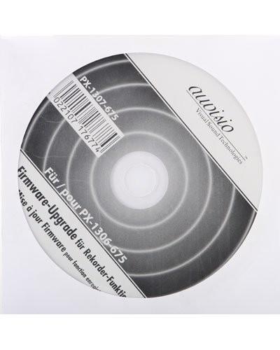 CD de mise à jour pour PX1306