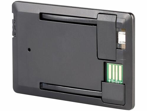 Chargeur ultraplat pour smartphones USB