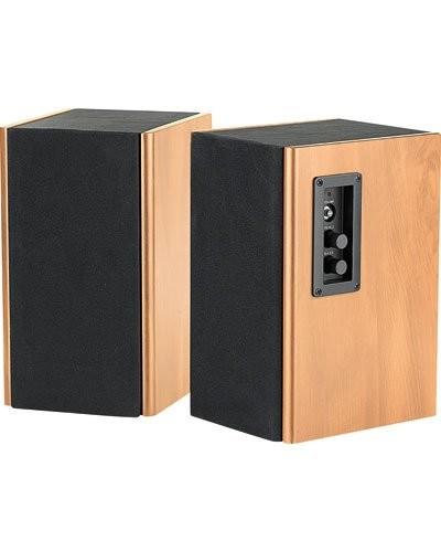 achat haut parleurs actifs pc mod le bois moins cher. Black Bedroom Furniture Sets. Home Design Ideas