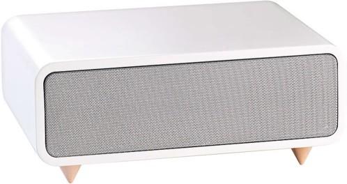 Haut-parleurs USB et bluetooth ''MSS-440.bt'' - Blanc