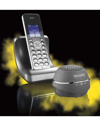 Kit mains libres ''FNF-910.dect'' pour téléphone fixe DECT