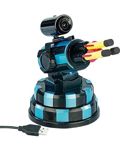 Lance-Missile USB & Webcam