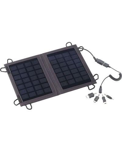 panneau solaire portable 3w 500ma panneau photovolta que nergie. Black Bedroom Furniture Sets. Home Design Ideas