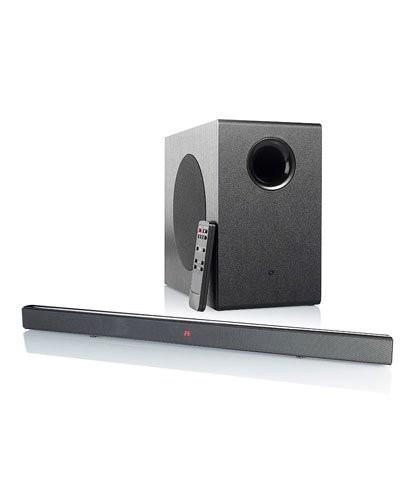 barre de son avec subwoofer reconditionn 39 msx auvisio. Black Bedroom Furniture Sets. Home Design Ideas