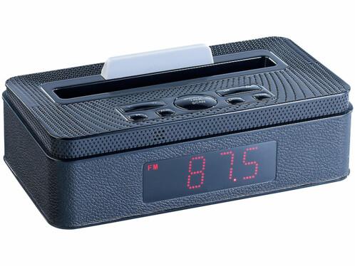 Réveil nomade multifonction MPS-630.bt, bluetooth