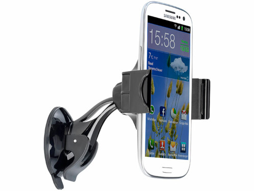 Support auto universel pour smartphone