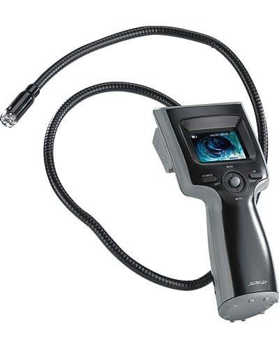 Caméra Endoscopique avec Écran Tft