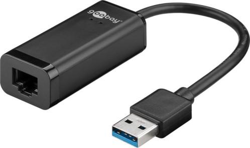 Carte réseau externe ethernet gigabit USB 3.0