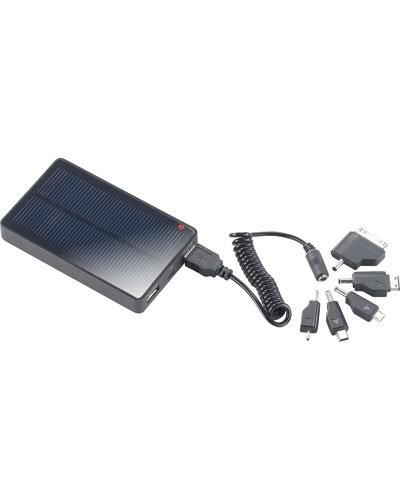 Chargeur Powerbank solaire 4000 mAh pour appareils mobiles