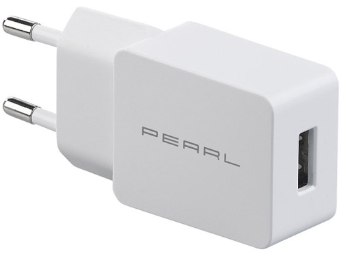 Chargeur secteur USB compact 5 V/ 2 A/ 10 W