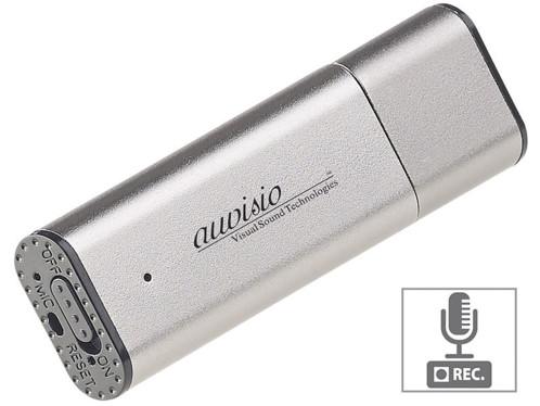 Enregistreur vocal et clé USB 8 Go 2 en 1