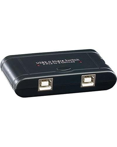 Switch USB manuel