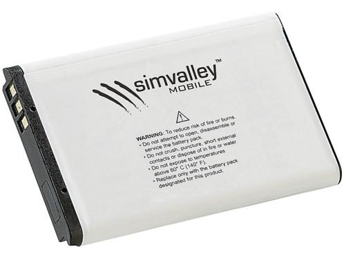 Batterie de secours 700 mAh pour téléphone portable XL-915 V2