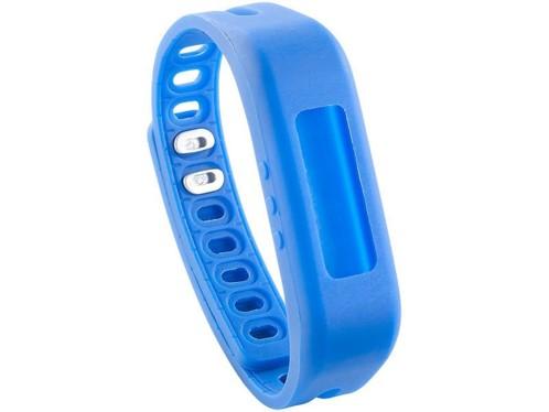 Bracelet de rechange pour coach sportif numérique ''FBT-30 V2'' - Bleu