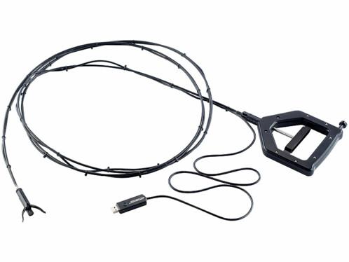 Caméra endoscopique HD USB étanche à LED & câble - 2,50m