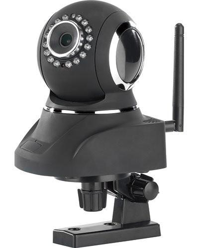 Caméra HD Intérieur IP & wifi ''IPC-770HD'' à code QR