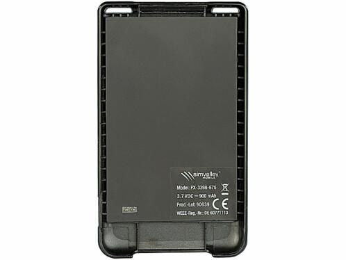 Coque avec batterie pour Pico RX-380