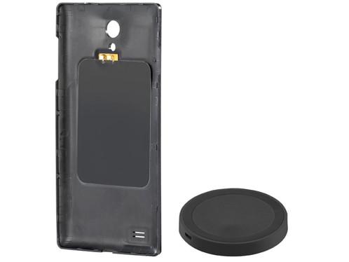 Kit chargement à induction compatible Qi pour Simvalley SPX-28