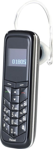 Mini GSM & oreillette ''SHX-660.duo'', bluetooth