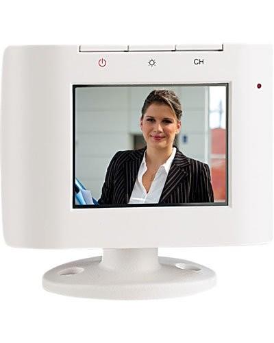acheter sonnette vid o sans fil 39 security scan 500 39. Black Bedroom Furniture Sets. Home Design Ideas