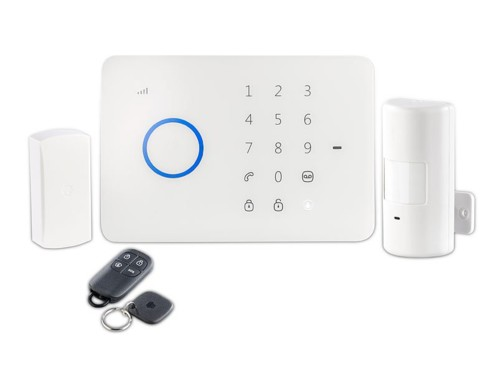 Système d'alarme GSM ''XMD-4800.pro'' VisorTech