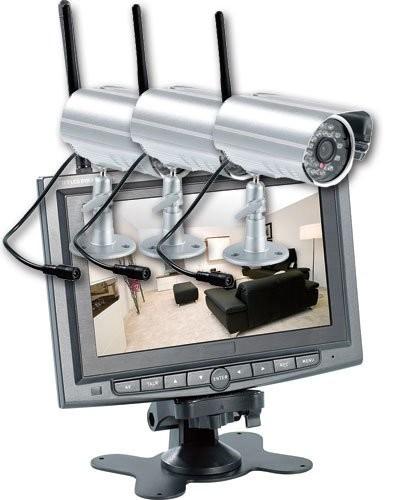 Système de surveillance professionnel H.264